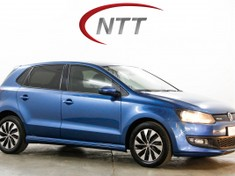 2016 Volkswagen Polo GP 1.0 TSI Bluemotion North West Province