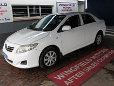 2010 Toyota Corolla 1.3 Professional  Western Cape