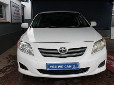 2010 Toyota Corolla 1.3 Professional  Western Cape Kuils River_1
