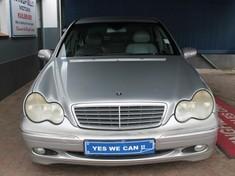 2001 Mercedes-Benz C-Class C 200k Classic  Western Cape Kuils River_3