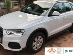 2017 Audi Q3 1.4T FSI Stronic 110KW Western Cape Goodwood_0