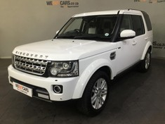 2015 Land Rover Discovery 4 3.0 Tdv6 Hse  Western Cape
