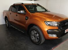 2016 Ford Ranger 3.2TDCi WILDTRAK Auto Double Cab Bakkie Eastern Cape