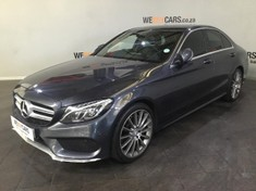 2015 Mercedes-Benz C-Class C250 AMG line Auto Western Cape
