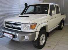 2019 Toyota Land Cruiser 70 4.5D Double cab Bakkie Mpumalanga White River_1