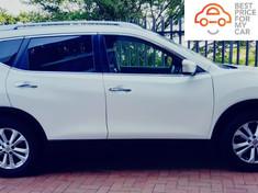 2017 Nissan X-trail 2.5 SE 4X4 CVT T32 Western Cape Goodwood_1