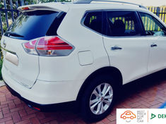 2017 Nissan X-trail 2.5 SE 4X4 CVT T32 Western Cape Goodwood_3