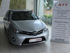 2016 Toyota Auris 1.6 XS Limpopo