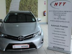 2016 Toyota Auris 1.6 XS Limpopo Phalaborwa_1