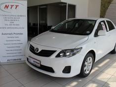 2015 Toyota Corolla Quest 1.6 Plus Limpopo