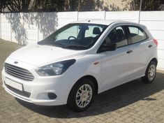 2018 Ford Figo 1.5 Ambiente 5-Door Western Cape Stellenbosch_2