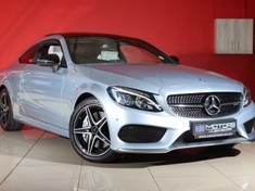 2017 Mercedes-Benz C-Class AMG C43 4MATIC Coupe North West Province