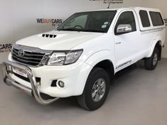2015 Toyota Hilux 3.0 D-4D LEGEND 45 RB Single Cab Bakkie Eastern Cape Port Elizabeth_0