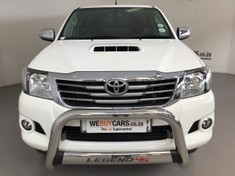 2015 Toyota Hilux 3.0 D-4D LEGEND 45 RB Single Cab Bakkie Eastern Cape Port Elizabeth_3