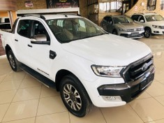2016 Ford Ranger 3.2TDCi WILDTRAK Auto Double Cab Bakkie North West Province