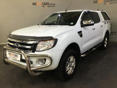 2014 Ford Ranger 3.2tdci Xls 4x4 P/u Sup/cab  Western Cape
