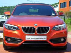 2018 BMW 2 Series 220i Convertible Sport Line Auto F23 Kwazulu Natal Durban_2