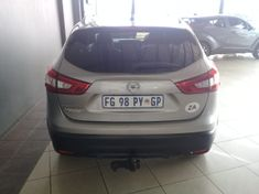 2016 Nissan Qashqai 2.0 Acenta Cvt  Gauteng Vanderbijlpark_2