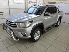 2016 Toyota Hilux 2.8 GD-6 RB Raider Double Cab Bakkie Auto Limpopo Groblersdal_0