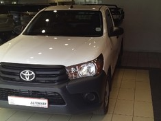 2019 Toyota Hilux 2.4 GD AC Single Cab Bakkie Northern Cape Postmasburg_4