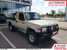2013 Toyota Land Cruiser 79 4.0p P/u S/c  Mpumalanga