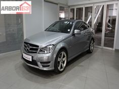 Mercedes Benz C Class Coupe For Sale Used Cars Co Za
