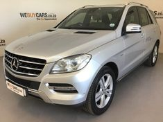 2012 Mercedes-Benz M-Class Ml 350 Be  Eastern Cape