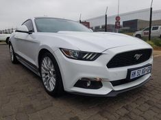 2018 Ford Mustang 2.3 Ecoboost Auto Gauteng