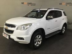 2013 Chevrolet Trailblazer 2.8 Ltz A/t  Western Cape