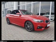 2017 BMW 2 Series 220i Convertible M Sport Auto (F23) Western Cape
