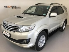 2013 Toyota Fortuner 3.0d-4d 4x4 A/t  Eastern Cape