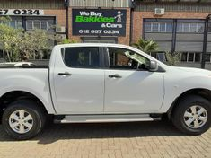 2013 Mazda BT-50 2.2 TDi H/power SLX Bakkie Double cab Gauteng