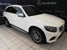 2018 Mercedes-Benz GLC 220d AMG Western Cape