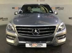 2014 Mercedes-Benz M-Class Ml 500 Be  Gauteng Johannesburg_3