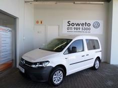 2019 Volkswagen Caddy Crewbus 2.0 TDI Gauteng