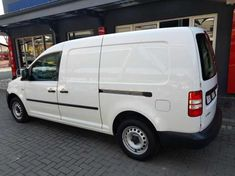 2014 Volkswagen Caddy Maxi 2.0tdi 81kw Fc Pv  Gauteng Vanderbijlpark_4