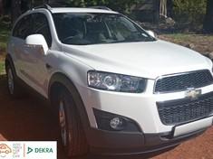 2013 Chevrolet Captiva 2.4 Lt A/t  Western Cape