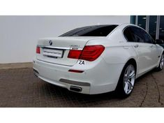2012 BMW 7 Series 750i f01  Mpumalanga Nelspruit_2