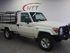 2014 Toyota Land Cruiser 79 4.0p Pu Sc  Mpumalanga Delmas_0