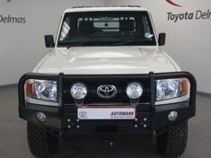 2014 Toyota Land Cruiser 79 4.0p Pu Sc  Mpumalanga Delmas_1