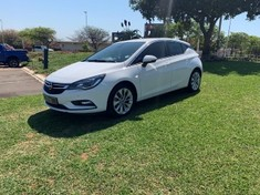 2018 Opel Astra 1.0T Enjoy 5-Door Kwazulu Natal
