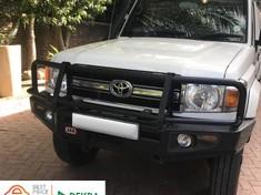 2018 Toyota Land Cruiser 79 4.2d P/u S/c  Western Cape