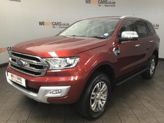 2017 Ford Everest 3.2 XLT 4X4 Auto Gauteng