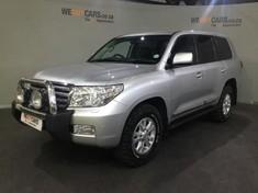 2011 Toyota Land Cruiser 200 V8 Vx A/t  Western Cape