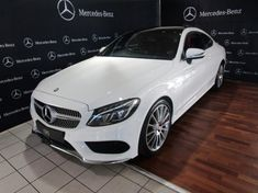 2016 Mercedes-Benz C-Class C300 AMG Coupe Western Cape