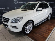 2013 Mercedes-Benz M-Class Ml 350 Be  Western Cape