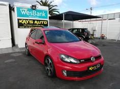 2012 Volkswagen Golf Vi Gti 2.0 Tsi  Western Cape