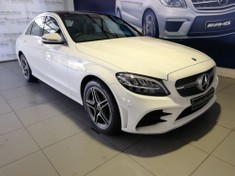 2019 Mercedes-Benz C-Class C200 AMG line Auto Gauteng Roodepoort_0
