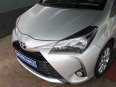2017 Toyota Yaris 1.0 Pulse 5-Door Western Cape Kuils River_3