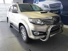 2015 Toyota Fortuner 2.5d-4d Rb A/t  Gauteng